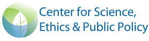 Center for Science, Ethics & Public Policy logo